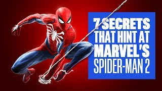 Download 7 Marvel Secrets That Could Be Clues to Marvel's Spider-Man 2 - Marvel's Spider-Man PS4 Pro Gameplay Video