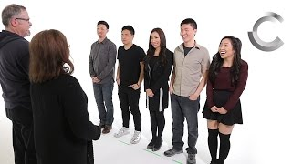 Download Asian People vs. Asian Food | Lineup | Cut Video