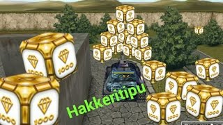 Download Tanki online Test server Gold box Rico Hornet Gameplay Video