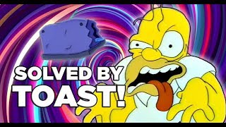 Download A Toaster Fixes The Simpson's Canon Video
