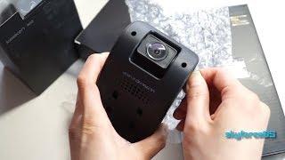 Download Keeken N56 Car Dash Cam and Rear Cam Unboxing Video