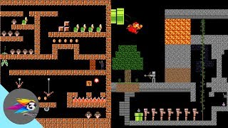 Download Mario Maze/Minecraft All In One Video