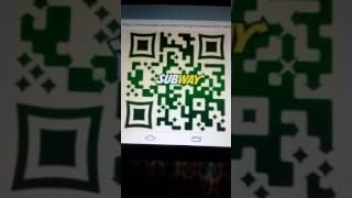 Download Scanning a random weird subway QR code for Pokemon sun and Moon. Video