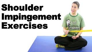 Download Shoulder Impingement Exercises - Ask Doctor Jo Video