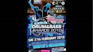 Download Mc skibadee Sub Focus Drum n Bass awards 2010 Video