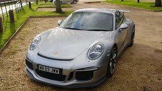 Download Porsche GT3 Has The Best Cup Holders Video