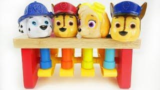 Download Paw patrol wooden preschool toys Video