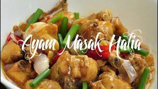 Download Resepi Ayam Masak Halia Sedap Video