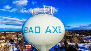 Download Bad Axe Water Tower Video