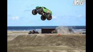 Download TMB TV: Monster Trucks Unlimited 8.10 - Monster Truck Beach Races - Wildwood, New Jersey (v2) Video