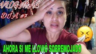 Download VLOGMAS DIA#7ME SIENTO FATAL🤧AHORA SI ME LLOVIÓ SOBREMOJADO😫😫 Video