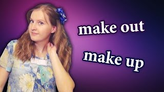 Download English phrasal verbs - make out, make up - MAKE part 2 Video