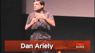 Download Self control: Dan Ariely at TEDxDuke Video