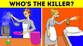 Download 11 EASY CRIME RIDDLES WITH ANSWERS EVERY ADULT FAIL TO SOLVE Video