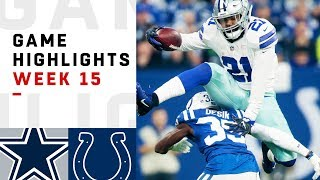 Download Cowboys vs. Colts Week 15 Highlights | NFL 2018 Video