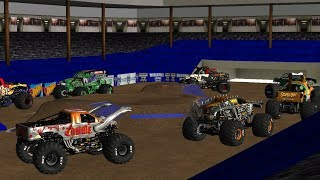 Download ROR Monster Jam Arena Stop 1 Video