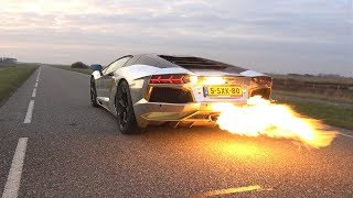 Download BEST OF SUPERCAR SOUNDS 2017 Video
