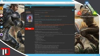 Download ARK Server Manager (Part 1) – Setting Up A Dedicated ARK Server Video