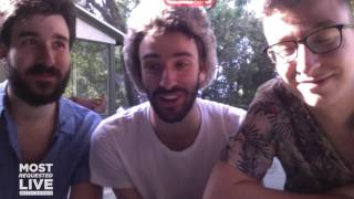 Download AJR Talk About The Beach Boys & Spotify Discover. Full Chat Here Video
