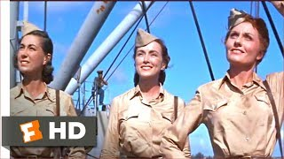 Download Mister Roberts (1955) - Beautiful Visitors Scene (5/10) | Movieclips Video