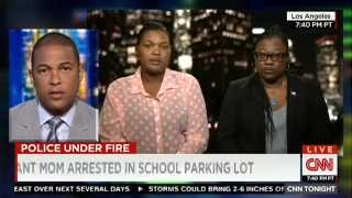 Download CNN - Don Lemon - Pregnant Woman Forced to Ground, Arrested Video