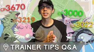 Download STRONGEST GEN 2 POKÉMON, GYM TRAINING UPDATE & NEW SILPH ROAD TRACKER (Trainer Tips Q&A #13) Video