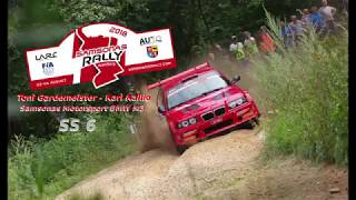 Download Toni Gardemeister - Kari Kallio | Samsonas Rally 2018 | SS6 Onboard Video