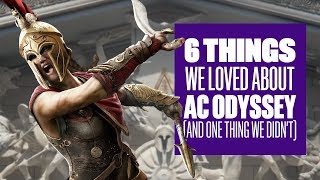 Download 6 Things We Loved About Assassin's Creed Odyssey (And One Thing We Didn't) Video