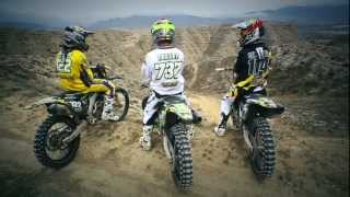 Download TEAM ROCKSTAR BUD RACING KAWASAKI (2013 official) Video