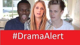 Download KSI vs Caspar Lee 's Sister & TomSka #DramaAlert Video