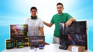 Download Helping A Fan Build A Gaming PC | PART 1 Video