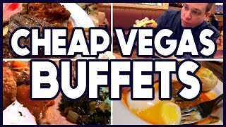 Download 5 Best CHEAP Buffets in Las Vegas Right Now Video