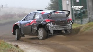 Download Rali Bruno Magalhães Fafe Test Hyundai R5 (Flat Out Sound) Full HD Video