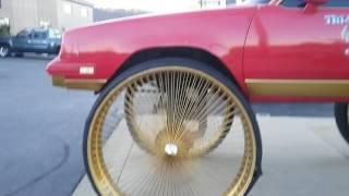 Download 50 inch wheels on Olds Cutlass Video