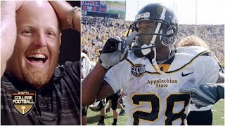 Download Appalachian State players reflect on upset of Michigan Wolverines at 'The Big House' | ESPN Archives Video