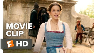 Download Beauty and the Beast Movie CLIP - Belle (2017) - Emma Watson Movie Video