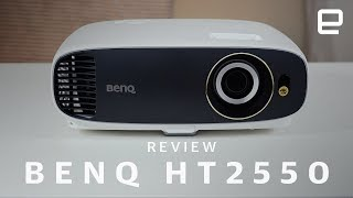 Download Benq HT-2550 projector Review Video