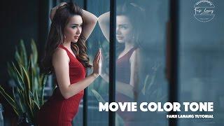 Download Movie Color Tone Photoshop Tutorial   Cinematic Grading Video