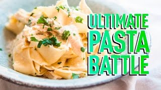 Download THE ULTIMATE PASTA BATTLE Video