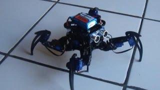 Download Arduino Quadruped Robot Video