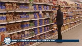 Download Le gaspillage alimentaire, c'est l'affaire de tous ! - CONSOMAG Video