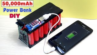 Download How to Make a 50,000 mAh Power Bank from Scrap Laptop Battery Video