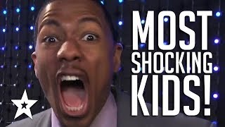 Download MOST SHOCKING KID AUDITIONS On Got Talent Worldwide | Got Talent Global Video
