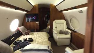 Download Gulfstream G650ER Video
