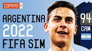 Download Argentina Without Messi at 2022 World Cup - FIFA 18 SIM | Ep. 8 Video