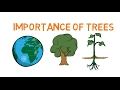 Download Importance of trees - Facts about trees for kids - Why do we need trees - Simply E-learn kids Video