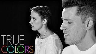 Download ″True Colors″ // Joshua David Evans & Erin Elyse Evans // Brother-Sister Duet Video