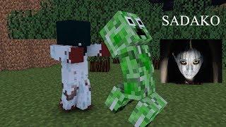 Download Monster School : SADAKO CHALLENGE - Minecraft animation Video