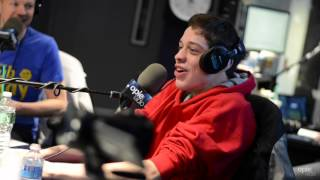 Download Donald Trump CAN'T Read says SNL Pete Davidson to Opie - @OpieRadio Video