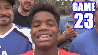 Download GABE HITS THREE HOME RUNS IN ONE GAME! | On-Season Softball Series | Game 23 Video